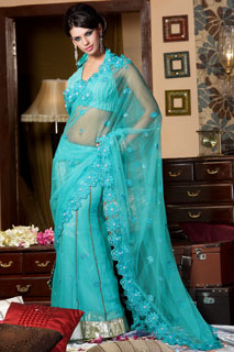 Lehenga Saree,Wedding Saree,Bridal Saree,Embroidered Saree,Buy Saree Shopping