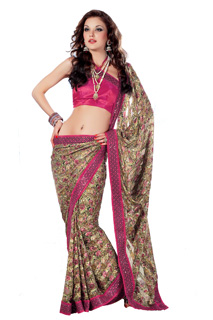 Printed Saree,Bollywood Saree,Indian Designer Saree,Sare With blouse,buy Online Shopping