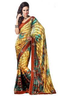 Buy Sarees online,Designer sarees,Saree with blouse,Printed Saree